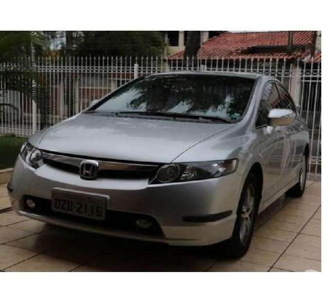 Honda Civic repasse entrada de 2,5 mil assume parcelas