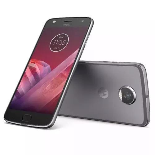 Promocao Motorola Z2 Play Top 64gb + 4gbram Tela 5.5 Origina