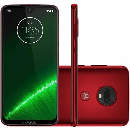 Smartphone Motorola Moto G7 Plus 64gb Dual Chip