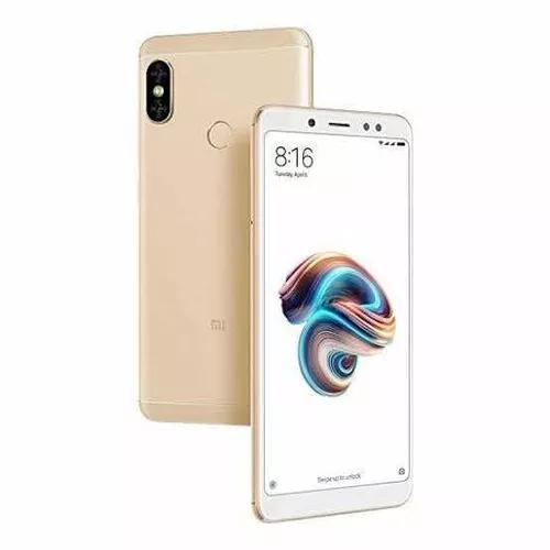 Smartphone Xiaomi Redmi Note 5 64gb - 4gb + Pelicula Gold