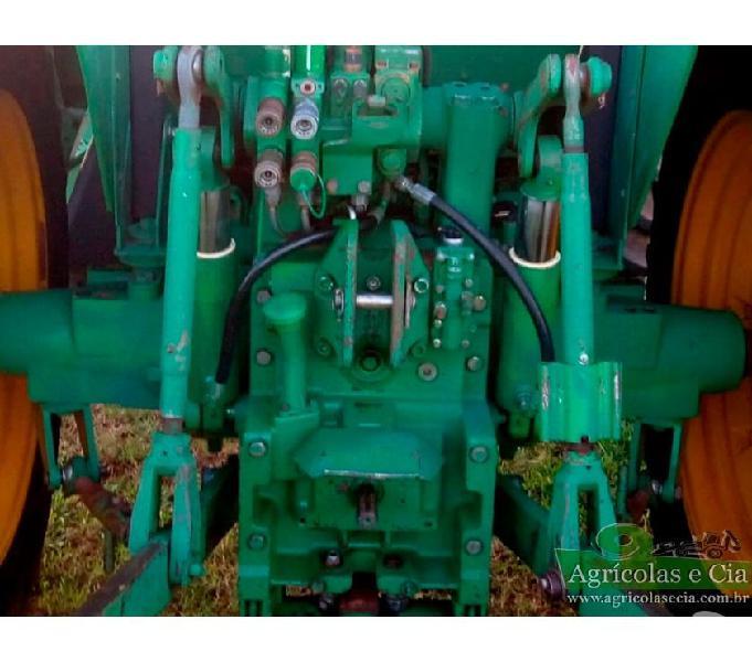 Trator John Deere 6405 4x4 (Todo Original - Ótimo Estado!)