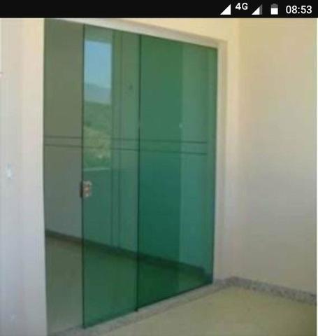 Vidraçaria, espelho box para banheiro cortina de vidro