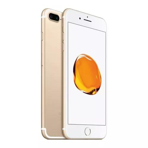iPhone 7 Plus Dourado 32 Gb Original + Novo + Lacrado + Nf