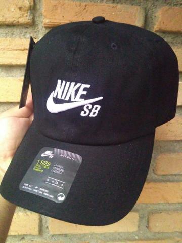 Boné Nike SB Skateboard StrapBack Premium Promoção