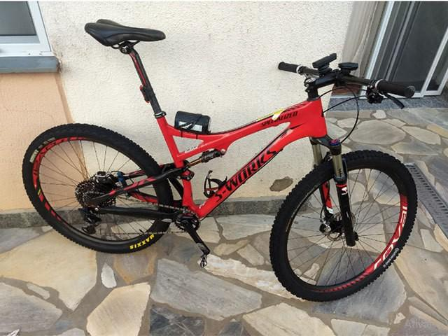 Specialized Epic S-Works Full Carbon