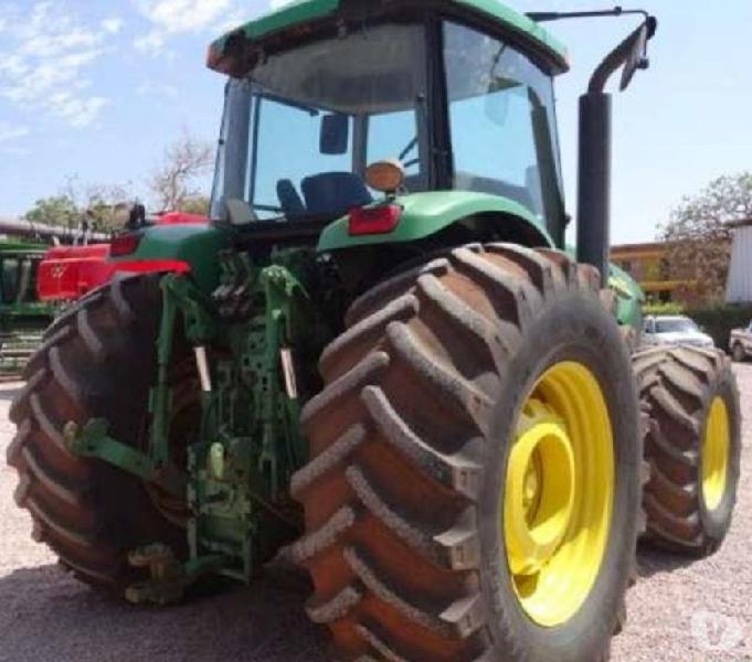 Trator John Deere 7815 4x4 - FACIL DE PARCELAR