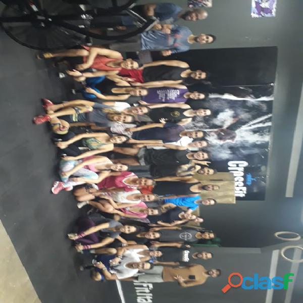 Vendo Academia de CrossFit