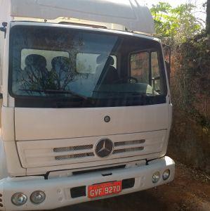 caminhão mb 712e