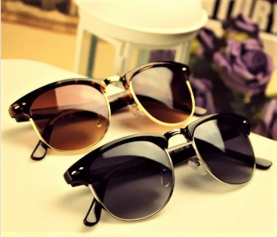 Óculos de Sol Masculino Clubmaster