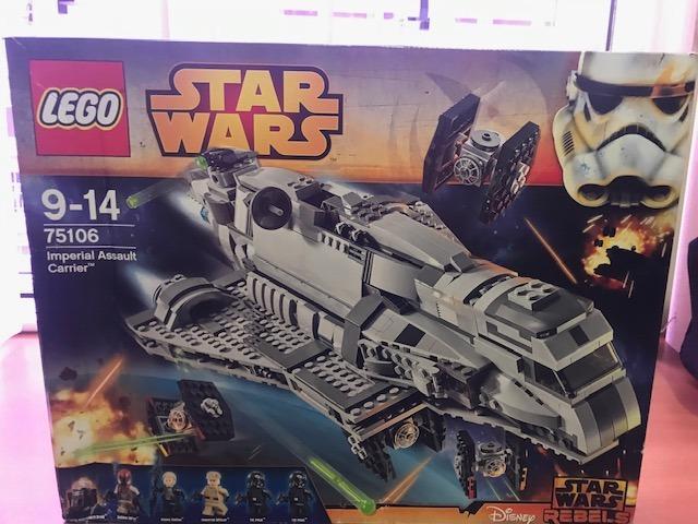 Lego Star Wars , Novo, Lacrado