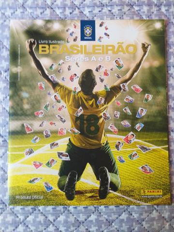 Álbum Campeonato Brasileiro de  + Figurinhas