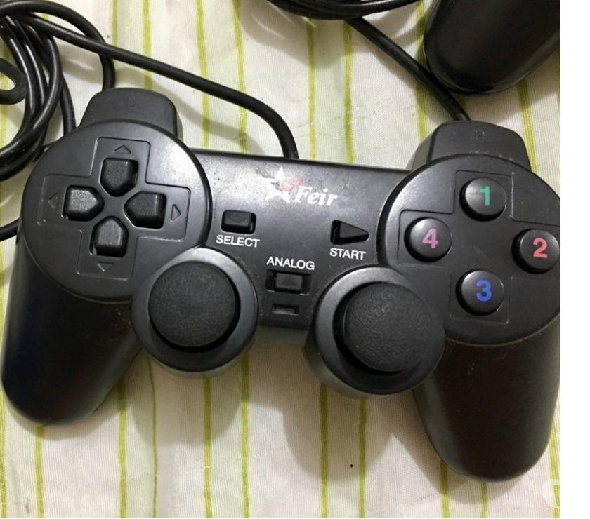Raspberry Pi3 Game Retrô  Jogos 2 Controles Sistema