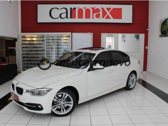 BMW 328IA SPORT 2.0 16V/2.0 16V FLEX 4P 2016/2016