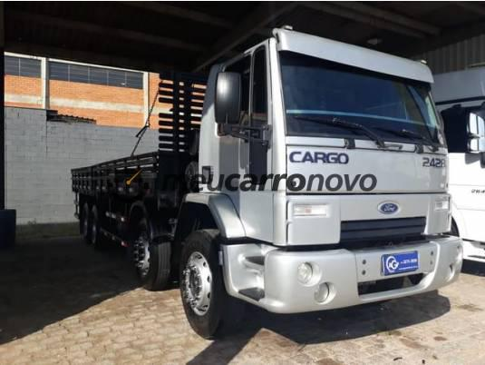 FORD CARGO 2428 E T 8X2 2P (DIESEL) 2008/2009