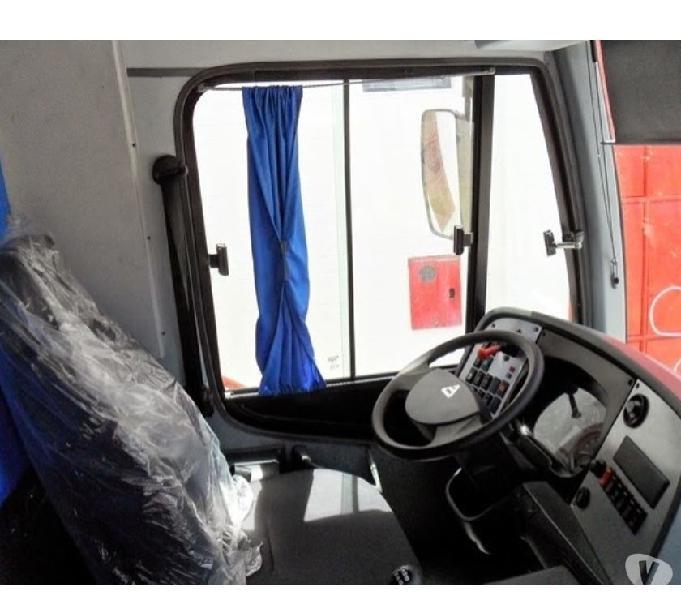 Onibus Ideale 770 Agrale MA 17 Cód.5746 ano 2015