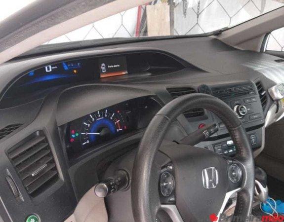 Alvará+Honda Civic Modelo LXR 2.0 Aut.+Ponto