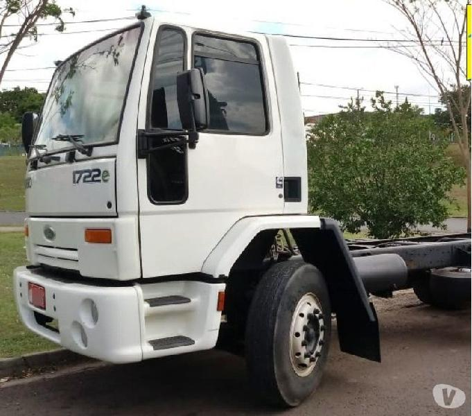 Ford Cargo 1722 Toco 2008