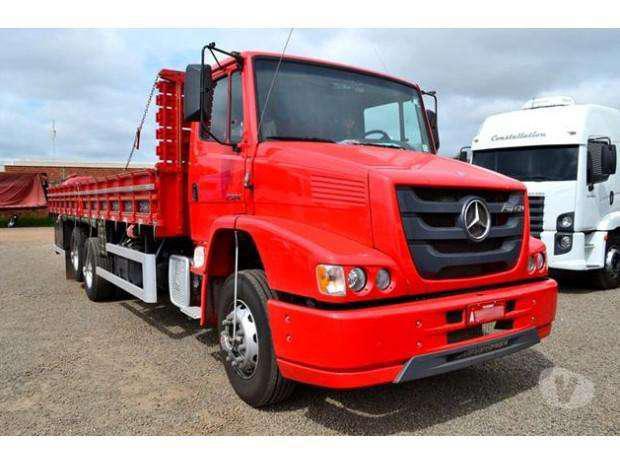 Mercedes-benz Atron 2324 6x2 2p (diesel) (e5)