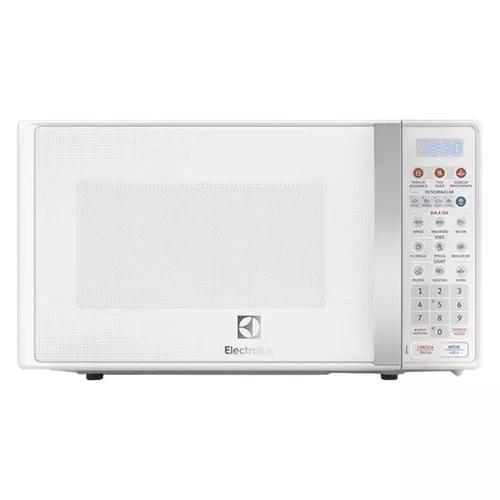 Micro-ondas 20 Litros Electrolux Mto30 Branco 220v