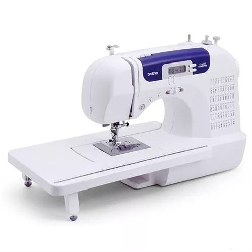 Máquina De Costura Brother Cs6000i - Quilt E Patchwork