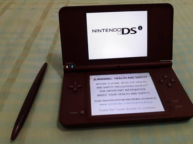 Nintendo DSi XL COMPLETO+Capa de proteção