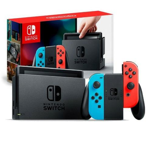 Nintendo Switch Neon ou Gray