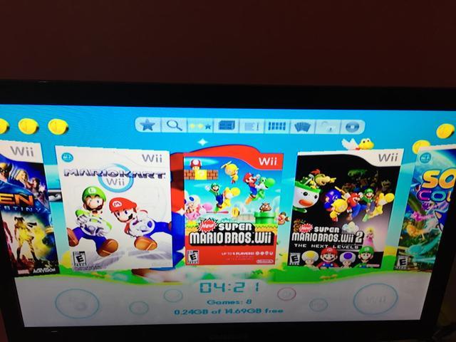 Wii Destravado