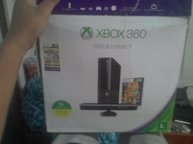 Xbox  gb +kinect