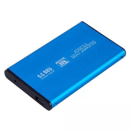 Case Adaptador Para Hd Notebook Slim 2.0 Hd Externo Usb