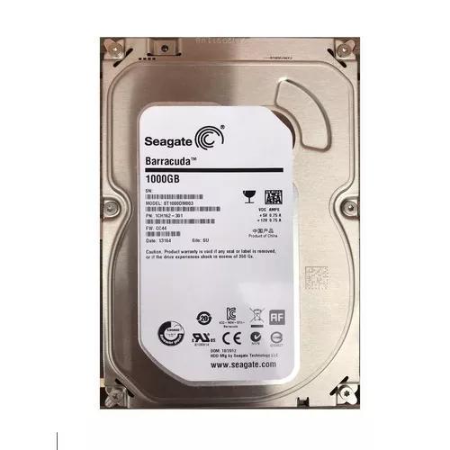 Hd 3.5 Desktop Seagate Barracuda 1tb Sata 3 Novo C/ Garantia