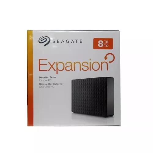 Hd Externo Seagate 8tb Expansion Usb 3.0 3.5