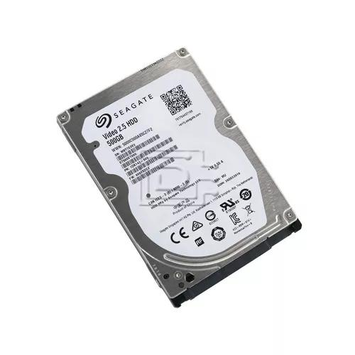 Hd Notebook 500gb Slim Seagate Vídeo Sata3 - Xbox Ps3 -