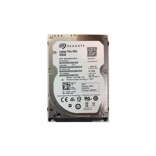 Hd Notebook Seagate 500gb Sata 3 6gb/s 7200rpm 32mb