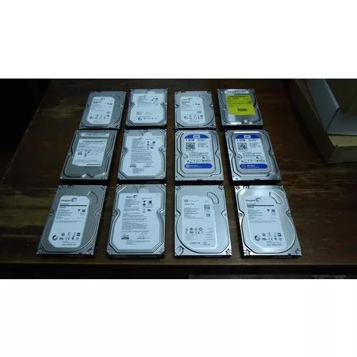 Hd Para Pc 1tb 7200rpm Todas Saudáveis Crystal Disk Info