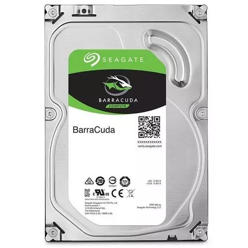 Hd Seagate Sata 3,5´ Barracuda 4tb 256mb Cache Sata 6gb/s