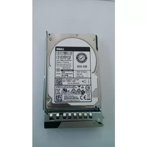 Hd Servidor Dell Sas 600gb 10k 2.5 St600mm0006 Pn: 0b34156