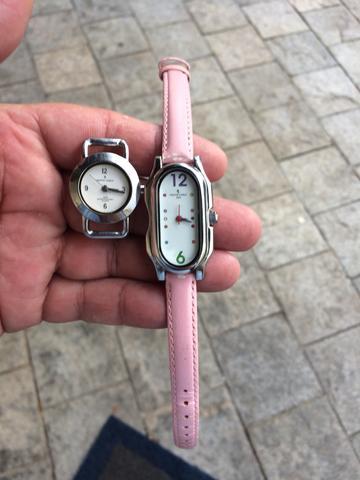 Relógios monte Carlo feminino original um ainda sem uso