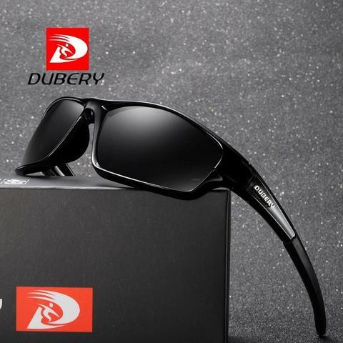 Óculos de sol Dubery lentes polarizadas proteção UV400