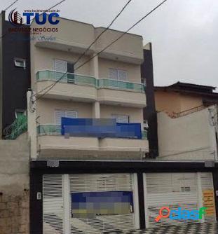 APTO SEM CONDOMÍNIO EM CONSTRUÇÃO/ 03DORMS(01 SUÍTE)
