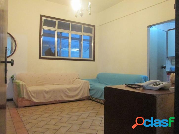 Apartamento 02 dormitórios Térreo Campo Grande Santos
