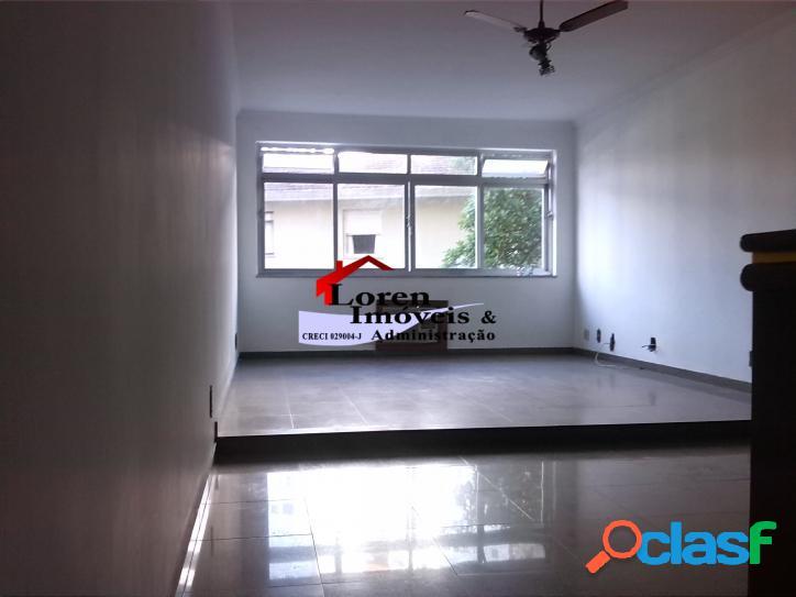 Apartamento 03 dormitórios Boqueirão Santos