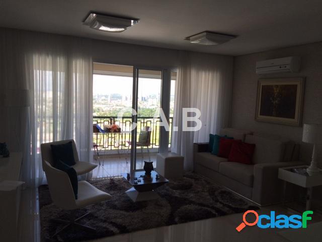Apartamento 107m² Alpha Park 3 dormitórios 1 suíte 2