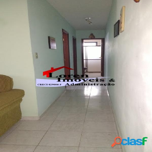 Apartamento 2 dormitórios Canto do Forte Praia Grande!