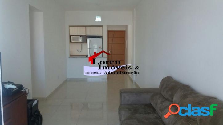 Apartamento 2 dormitórios Semi-Novo Praia Grande!