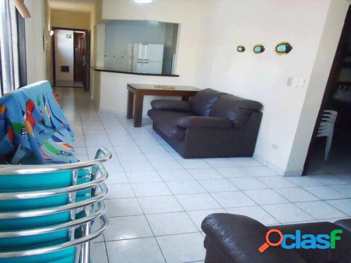 Apartamento 2 dormitórios Vila Tupi Praia Grande!