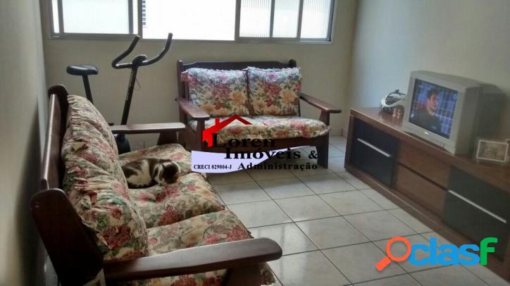 Apartamento 2 dormitórios com dependência de empregada