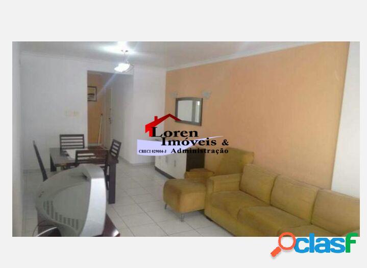 Apartamento 2 dormitórios com dependência empregada!