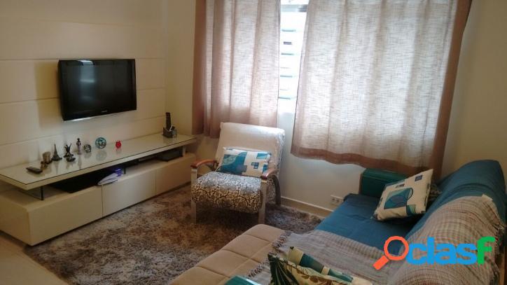 Apartamento 2 dormitórios dependência de empregada