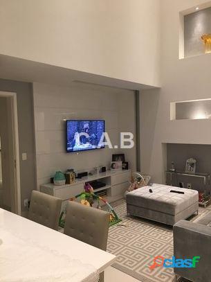 Apartamento 2 quartos no Edificio Soho em Alphaville
