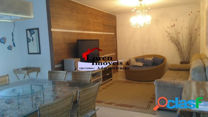 Apartamento 3 dormitórios 1 suite Canto do Forte!
